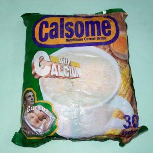 Barmis Chocolate & Calsome