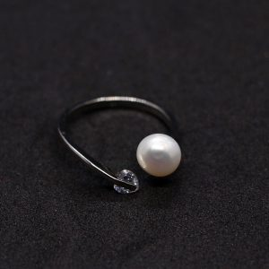 Natural Fresh Water Pearl Ring